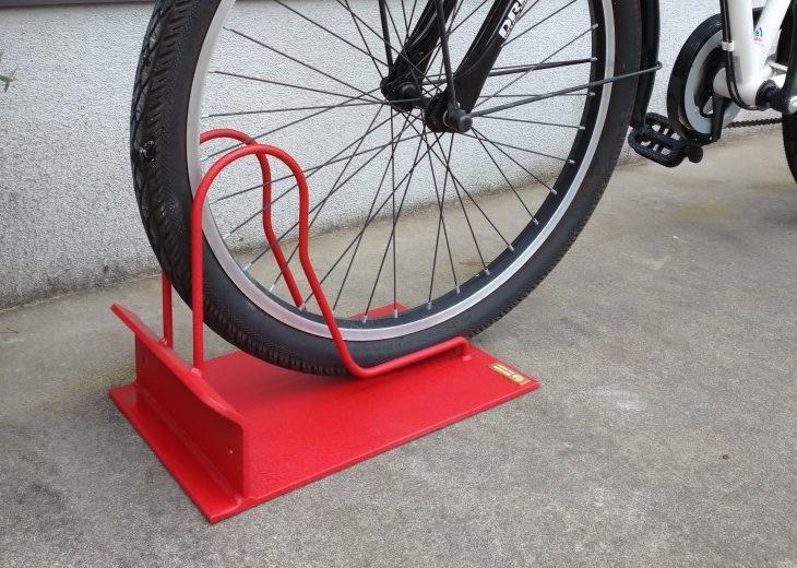 自転車をオシャレにスッキリ収納
